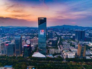 深圳汉京中心新房楼盘图片