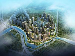 深圳大族河山新房楼盘图片