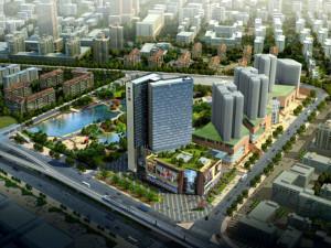 深圳信义银信中心新房楼盘图片