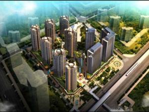 深圳名居广场新房楼盘图片