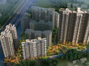深圳东方盛世新房楼盘图片