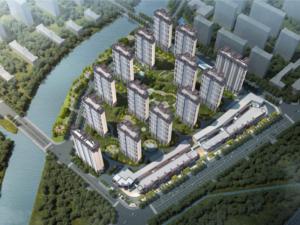 南京宝能翡丽河滨新房楼盘图片