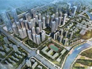 深圳华策中心城新房楼盘图片