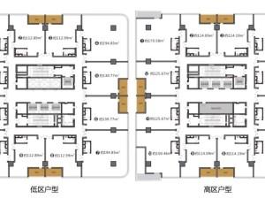 深圳方大城新房楼盘户型图42