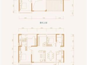 深圳大族云峰花园新房楼盘户型图182