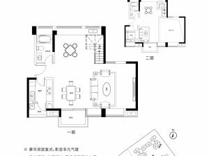 深圳宝昌利御峰公馆新房楼盘户型图51