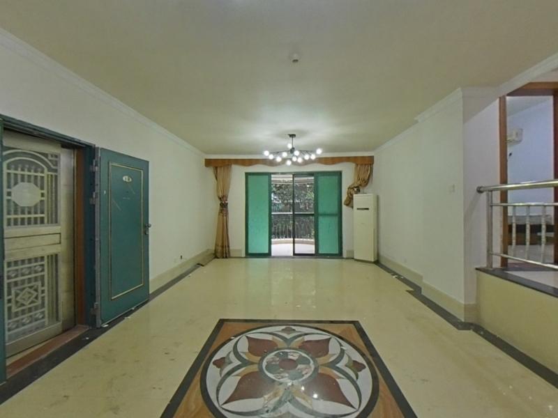 东部阳光花园 3室2厅 125㎡ 整租_东部阳光花园租房客厅图片1
