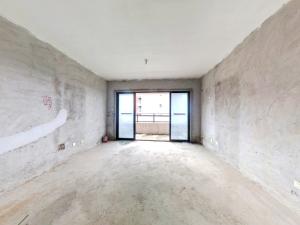 中粮世家 2室2厅 83.44㎡ 毛坯_中粮世家二手房客厅图片3