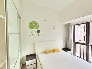 珑瑜 2室1厅 43㎡ 整租_珑瑜租房卧室图片3