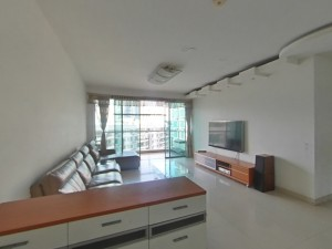 西海湾花园 4室2厅 135㎡ 整租_深圳南山区后海租房图片
