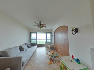 金域蓝湾一期 2室1厅 103㎡ 整租_深圳福田区上下沙租房图片