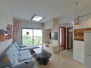 红树家邻 2室1厅 50㎡ 整租_深圳福田区上下沙租房图片