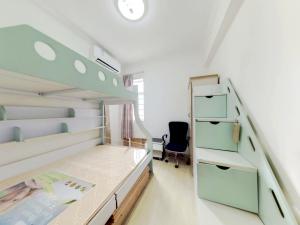星湖花园 2室1厅 58.74㎡ 精装_星湖花园二手房卧室图片5