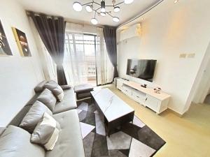 环岛丽园 2室1厅 72㎡ 整租_环岛丽园租房客厅图片2