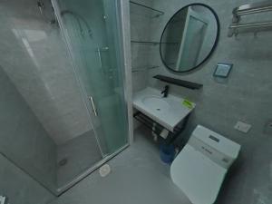 财富广场 1室1厅 42.18㎡ 整租_财富广场租房卫生间图片19