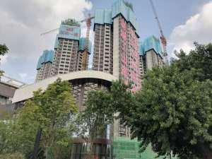 深圳丁山河畔新房楼盘实景图7