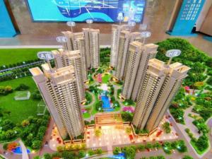 深圳佳兆业樾伴山花园新房楼盘实景图9