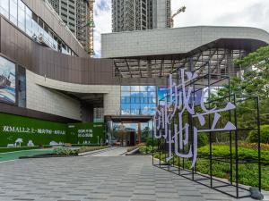 深圳丁山河畔新房楼盘实景图33