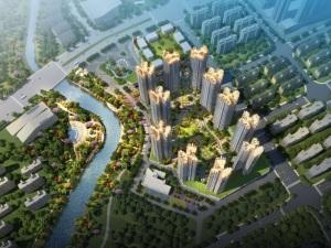 深圳丁山河畔新房楼盘交通图66