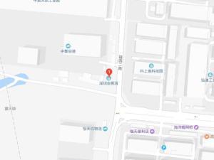 深圳会展湾南岸新房楼盘交通图128