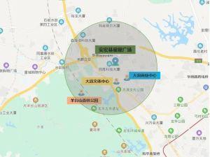 深圳安宏基星曜广场新房楼盘交通图28