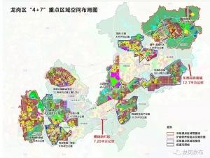 深圳清林半山花园新房楼盘交通图43